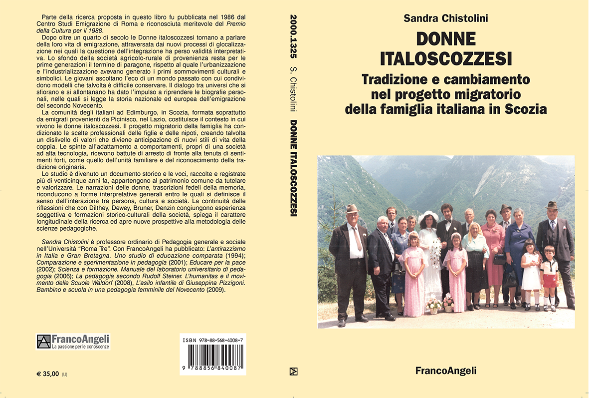 introduction – Donne Italoscozzesi