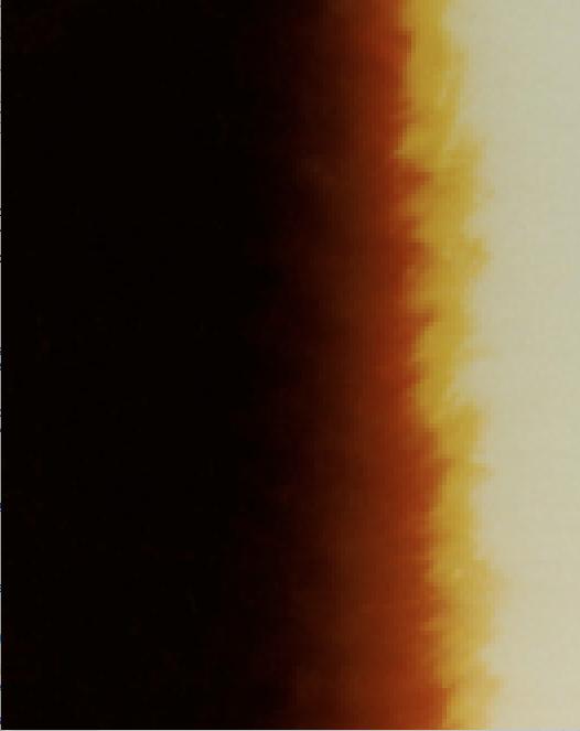 detail: Fausto Colevacchia 'L'estrema distanza' stampa digitale su alluminio dibond 1997-2010 122 x 85 cm © Cultural Documents
