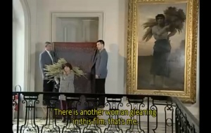 Agnes Varda. Film: The Gleaners and I (2000)