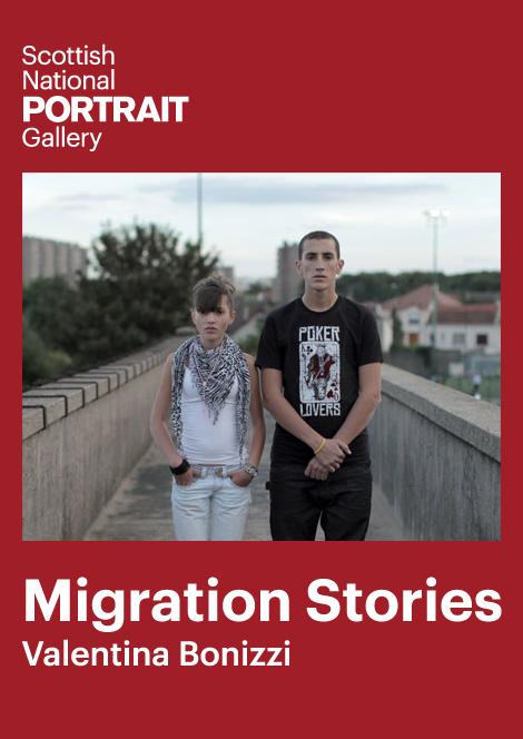 Migration Stories: Valentina Bonizzi.  Scottish National Portrait Gallery 2013