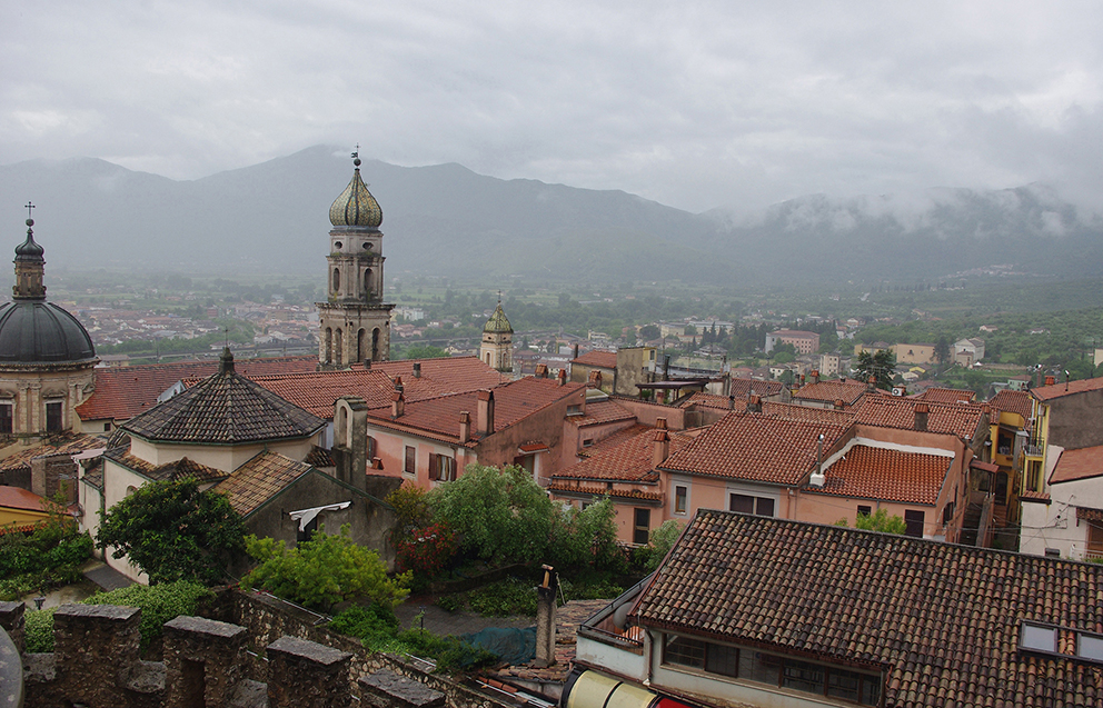 Venafro © Lucy Smalley