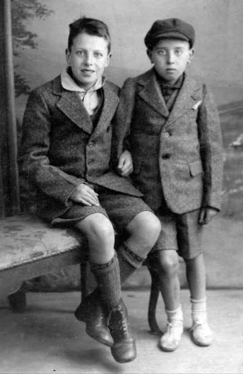 Leni and Antonio Pacitti, Glasgow circa 1930 © Diane Pacitti