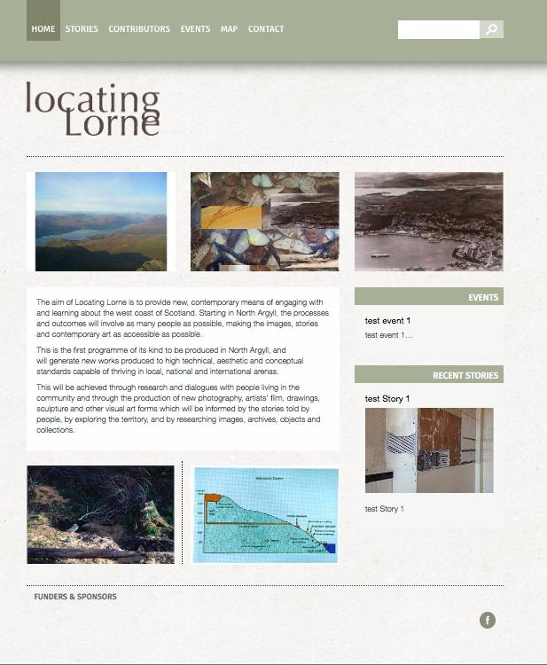 www.locatinglorne.net © Cultural Documents