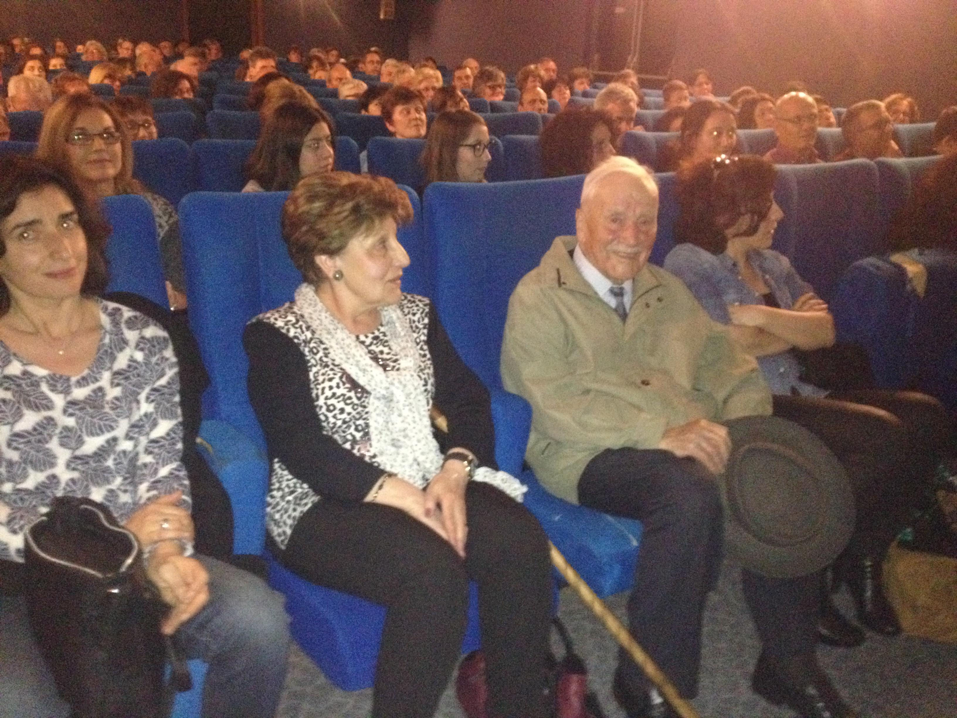 Screening of 'Emigrare: changer de demeure' at Cinema Le Concorde, Mitry-Mory, Paris, 19.05.2017 https://www.facebook.com/events/275613022900522/