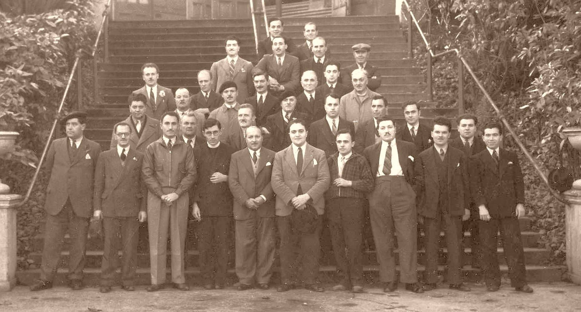 UK-aliens of Italian origin recently resident in the UK, in prisoner camps in the Isle of Mann 1940. From Filignano: Achille Coia, Alberto Coia, Alessandro Coia (Alec), Annibale Coia, Antonino Cocozza, Daniele Salvatore, Eugenio Cocozza, Eustachio Cocozza, Ferdinando Di Meo, Filippo Valente, Giovanni Pacitti (Ualëscionë) Raffaele Valente, Silvestro Coia and Vincenzo Coia. https://www.myheritage.com/site-family-tree-77908691/filignano-metropoli#!photo-77908691-0-1001314-1594607